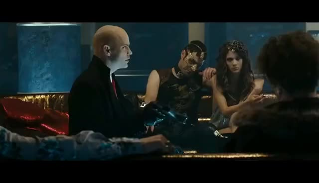 Watch and share Hitman (2007) | Weapons Deal And Shootout Scene (Unrated Version) | HD GIFs on Gfycat