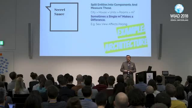 Watch and share Matthias Standfest: Artificial Intelligence And (Information) Architecture GIFs on Gfycat