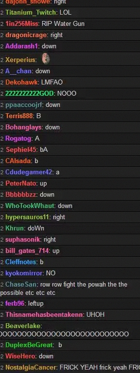 twitchplayspokemon, Twitch reaction once we beat the first gym. Trust me it went a lot faster than what the gif shows (reddit) GIFs