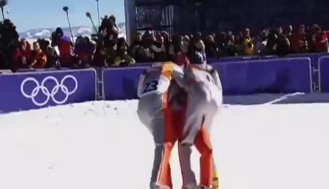 Watch and share Gold Medal GIFs on Gfycat