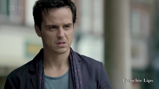 Watch and share Charlotte Riley GIFs and Andrew Scott GIFs by kiraholmes on Gfycat