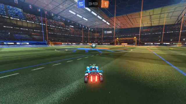 Watch and share 2017-03-28 17-57-28-dribble GIFs by Rocket League on Gfycat
