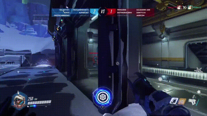 Mei Play of the Game