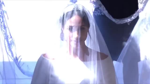Watch and share Meghan Markle GIFs and Wedding GIFs by The Livery of GIFs on Gfycat