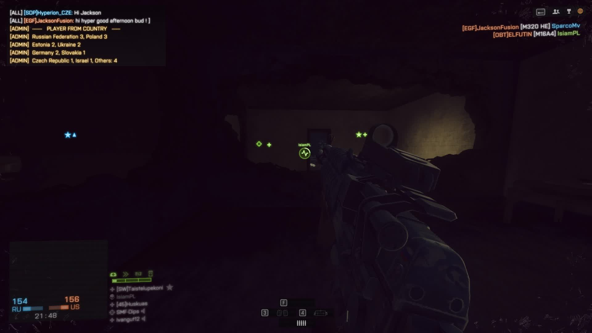 battlefield 4, 5 CQ Kills GIFs