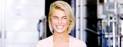 Watch and share Julianne Hough GIFs and Smile GIFs on Gfycat