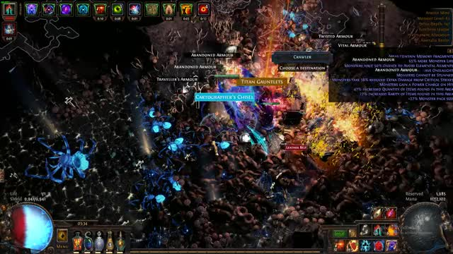 Watch MIRROR GIF on Gfycat. Discover more pathofexile GIFs on Gfycat