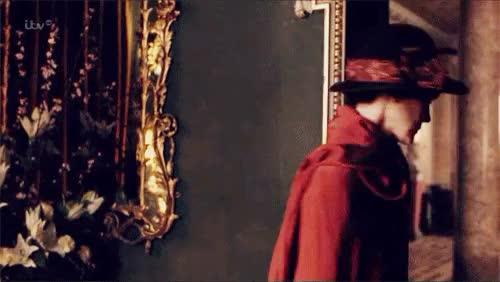 Watch this trending GIF on Gfycat. Discover more Cora Crawley, Downton Abbey, Elizabeth McGovern, Robert Crawley, cobert, hugh bonneville, s05e03 GIFs on Gfycat