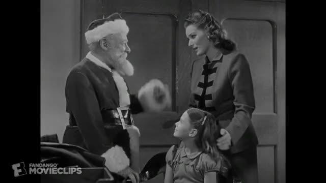 Watch Miracle On 34th Street 2 5 Movie Clip Santa Won