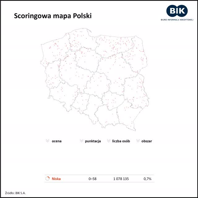 Watch and share BIK Scoringowa Mapa Polski Animacja 31 07 2019 GIFs on Gfycat