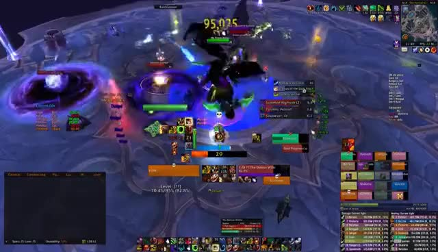 GUL'DAN MYTHIC Commentary from our first kill - Guardian Druid Tank - Method Sco