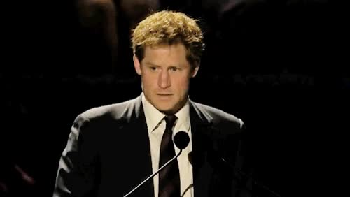 Watch this prince harry GIF on Gfycat. Discover more prince harry GIFs on Gfycat