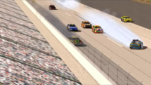 Watch and share NASCAR Racing 2003 Season 2019.03.19 - 13.40.01.01 GIFs by Jack on Gfycat