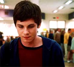 Watch and share Logan Lerman GIFs and Celebs GIFs on Gfycat