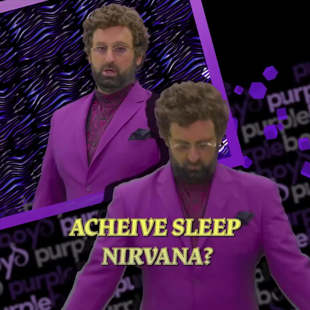 celebs, eric wareheim, achieve sleep nirvana GIFs