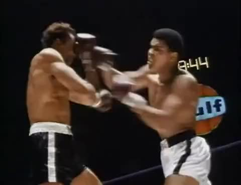 Watch Muhammad Ali vs Cleveland Williams GIF on Gfycat. Discover more related GIFs on Gfycat