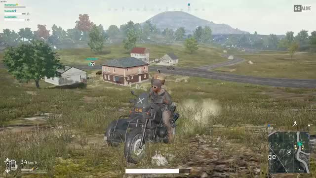 Watch and share Vlc-record-2017-08-28-23h39m03s-PLAYERUNKNOWN GIFs on Gfycat