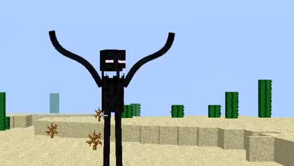 Watch and share Wacky Waving Inflatable Arm Flailing Enderman GIFs on Gfycat