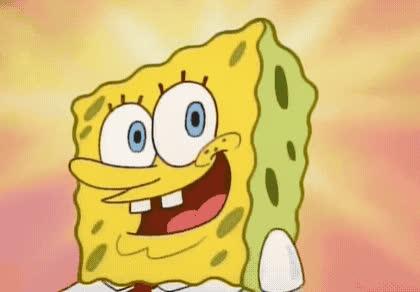 awesome, bingo, bob, bro, cool, done, epic, flirt, glad, good, happy, spongebob, spongebob squarepants, story, well, wink, yay, yeah, Spongebob - Wink GIFs