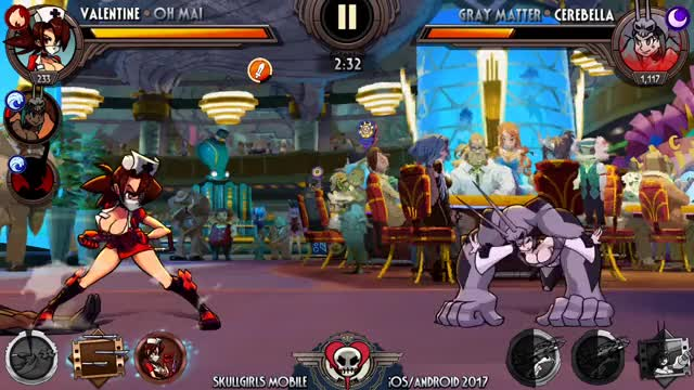 Watch Skullgirls Mobile - Valentine Combo GIF by Skullgirls Mobile (@sgmobile) on Gfycat. Discover more sgmobile, skullgirls, valentine GIFs on Gfycat