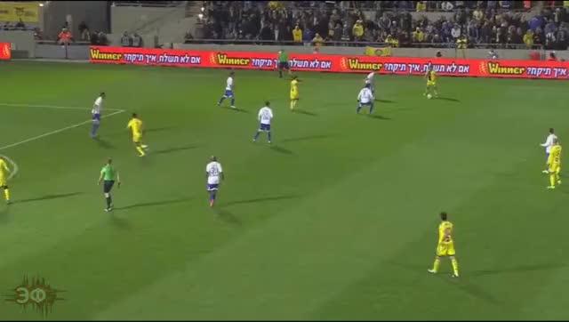 Watch and share Maccabi Tel Aviv GIFs and Eran Zahavi GIFs by Эстетика Футбола on Gfycat