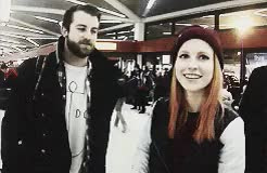 Watch and share Orange Baby Bangs GIFs and Hayley Williams GIFs on Gfycat