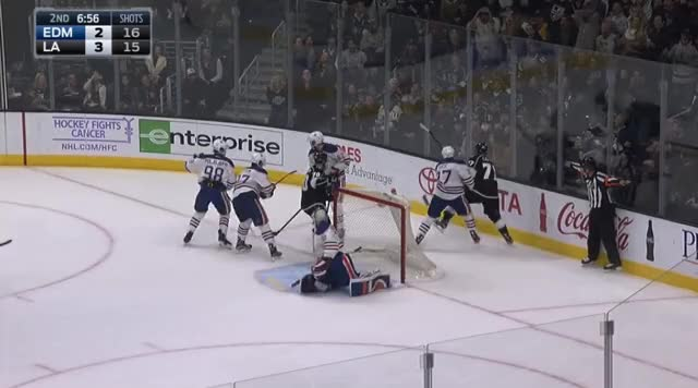 Watch and share McDavid Hooked By Kings GIFs by cultofhockey on Gfycat
