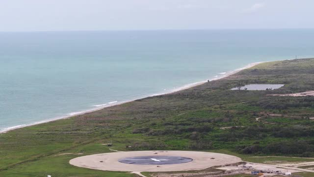 Watch SpaceX CRS-11 Landing GIF on Gfycat. Discover more related GIFs on Gfycat
