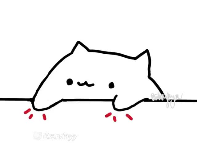 Watch Bongo Cat Crossover Meme GIF on Gfycat. Discover more Car, bongo, cat, salesman GIFs on Gfycat