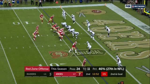 Watch and share San Francisco 49ers GIFs and Oakland Raiders GIFs by Rich Madrid on Gfycat