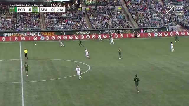 Watch seattle goal turnover portland v seattle 4nov2018 GIF by C.I. DeMann (@cidemann) on Gfycat. Discover more related GIFs on Gfycat