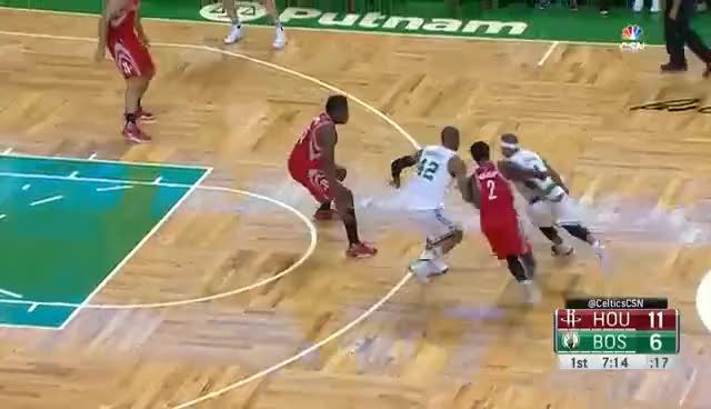 Watch and share Nightly Notable 2017.01.25: Isaiah Thomas 38 Pts, 9 Ast, CLUTCH Vs Rockets In 1080p! GIFs on Gfycat