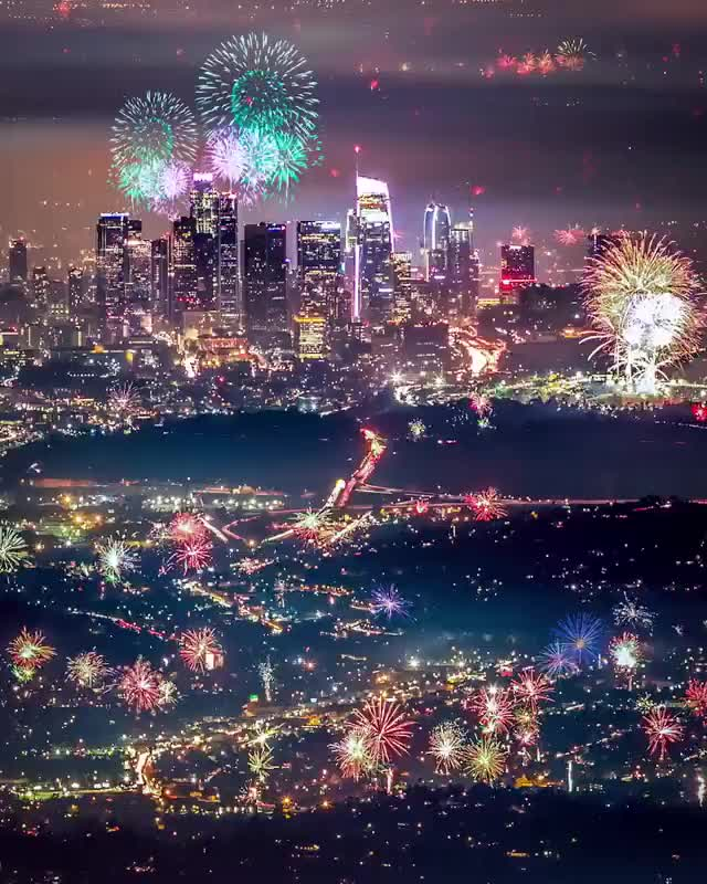 Watch and share Los Angeles 4th Of July GIFs by Jackson3OH3 on Gfycat