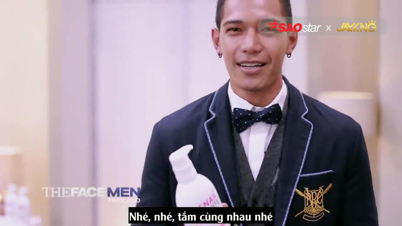 The Face Men gây sốc khi đưa đề bài bá đạo: Rủ bạn gái tắm chung trong quảng cáo sữa tắm