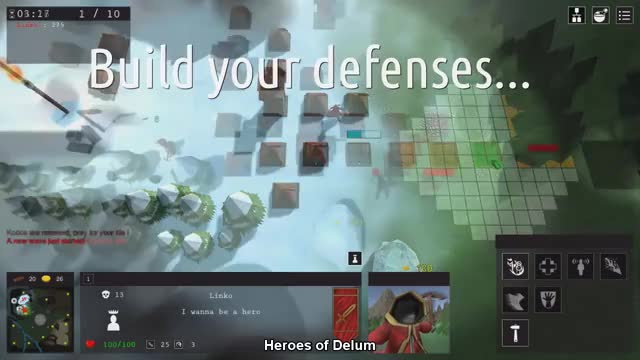 Watch Heroes of Delum - Concept Trailer GIF on Gfycat. Discover more gamdev, unity3d GIFs on Gfycat