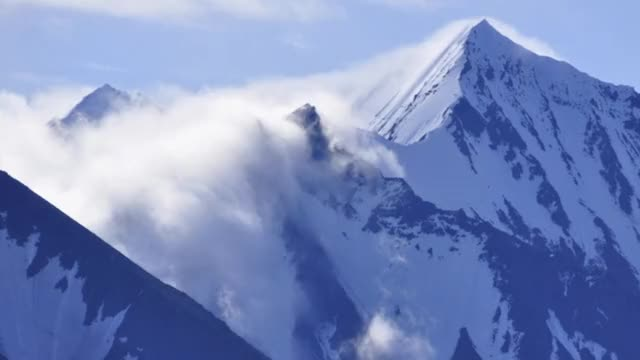 Watch and share Mountain Clouds V2 (Loop1) GIFs by Smoke-away on Gfycat