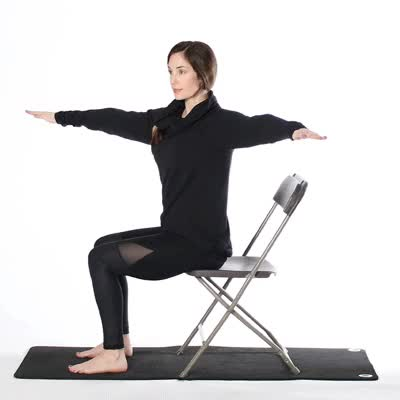 Watch and share 400x400-Simple Seated Twist GIFs by Healthline on Gfycat