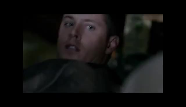 Jensen Ackles, SPN - Sorry I'm Late GIFs