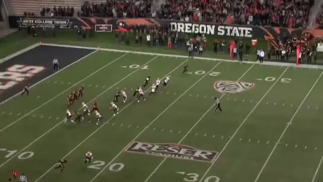 Watch and share Aiyuk Punt Return OSU GIFs on Gfycat