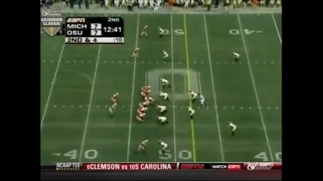 Watch and share 2006 Michigan Vs Ohio State Highlites GIFs on Gfycat
