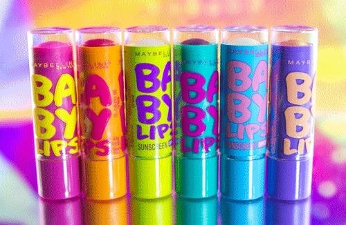 CITY, MNYCity, Maybelline, baby lips, chapstick, inspiration, lip balm, makeup, summer, chapstick Perfect lashes, perfect world GIFs