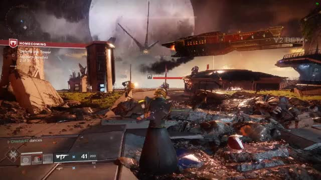 Watch and share Destiny 2 - 10 Minutes GIFs on Gfycat