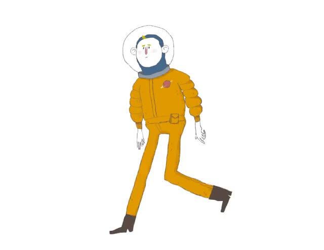 Watch Astrodeivid GIF on Gfycat. Discover more astronaut, moonwalk GIFs on Gfycat