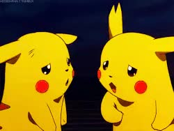 Watch gif pikachu pokemon pkmn NeoGohann PKMNMovie1 GIF on Gfycat. Discover more related GIFs on Gfycat