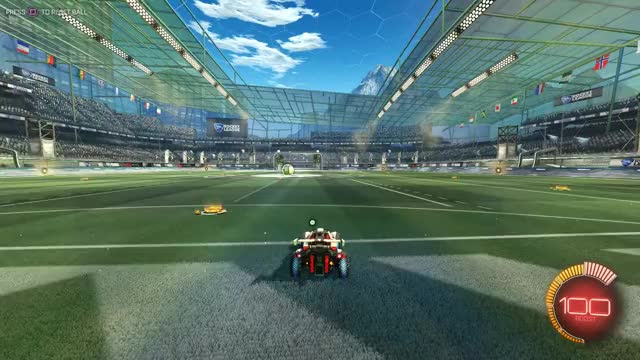 Watch and share Rocket League GIFs and Wave Dash GIFs by Whelm on Gfycat