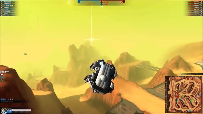 juvar, robocraft, Robocraft Thundercloud Squad GIFs