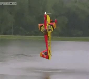 Watch and share Awesome RC Plane Hovering GIFs on Gfycat