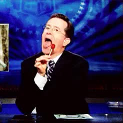 Watch and share Stephen Colbert GIFs and This Is Great GIFs on Gfycat