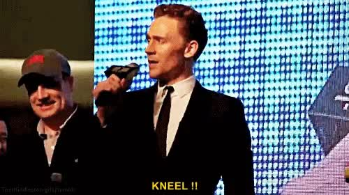 Watch and share Signing Autographs GIFs and Tom Hiddleston GIFs on Gfycat