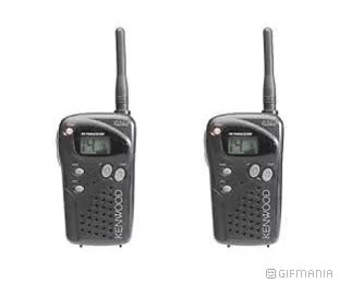 Watch and share Walkie Talkies GIFs on Gfycat